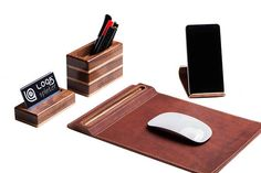 Items similar to office decor for men, office collections package L&S Wood scotch tape dispenser, Wood pen holder, Business card stand, on Etsy Wood Pen Holder, Pen Holders, Wood Ash, Tape Dispenser, Scotch Tape, Walnut Wood, Bath Caddy, Natural Leather, Natural Oils