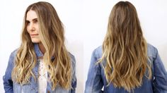 Hair Dare: The Easiest Way To Go From Brunette To Blonde | The Zoe Report