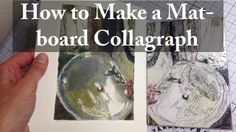 Collagraph: Sink at the Old Mill Inn (& wrestling with indecision) - Belinda Del Pesco Collagraph Printmaking, Printmaking Ideas, Teaching Art, Art Tutorials, Art Lessons, Printing On Fabric, Art For Kids, Graphic Art, Art Prints