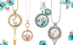 Origami Owl, Spring 2016 collection.  Shop at www.lauriefranklin.origamiowl.com