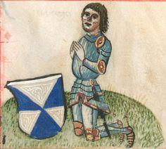Necrologium Minoritarum Ratisponensium (saec. XIII-XVI). Berthold Furtmeyr / Johannes Rab Clm 1004 / Ratisbon. civ. 30 [Regensburg], 15. Jahrhundert Folio 12