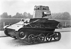 Vickers Carden Loyd Mk IV