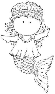 The princess of the sea...