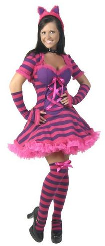 Costume Ideas for Women: Group Costume Ideas: Alice in Wonderland