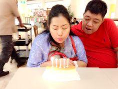 Aug 2015. Momma's Birthday . SG #MYtravelboard #SG #iheartSG #SingaporeInsiders