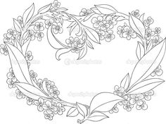 flowers how to draw - Google Search