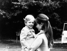 Audrey and her son Sean
