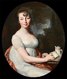 V206_Henriette_LORIMIER__1775-1854__Portrait_of_a_Lady_Taking_Tea_1.jpg 855×1.000 pixel