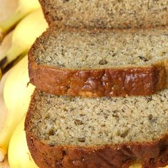 You have to try this gluten free banana bread! It is amazing