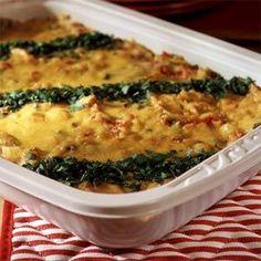 King Ranch Chicken Casserole Recipe   MyRecipes.com