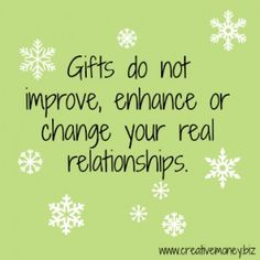 Six Clues Your Gift Giving Is Codependent and how to not continue doing this