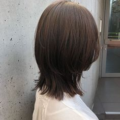 Asian Haircut, Haircut For Thick Hair, Hair Cut Pic, Hair Cuts, Shot Hair Styles, Hair Setting, Natural Hair Styles, Long Hair Styles, Hair Color Balayage