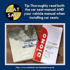 Car Seat Safety read the manual
