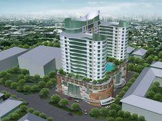 Dijual di Karang kidul Semarang :Apartemen Semarang Sentraland Mixed Use Building Dekat Simpang LimaApartemen Sentraland menjulang hingga Lantai 19  Dimulai dari lantai terbaw   ID: aps216094