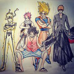 Anime mashup