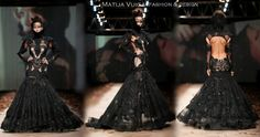 LADY X' by @Matija Vuica #fashion #glamour #redcarpet #beauty #FashionStyles Fashion Glamour, How To Make Clothes, High Collar, Corset, Red Carpet, Fall Winter, Feminine, Silhouette, Elegant