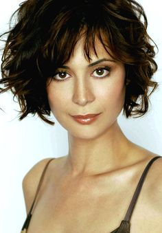 catherine bell short do. I had one like this once long long ago but I don't think I can do short dos