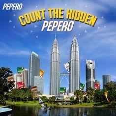 count the hidden pepero
