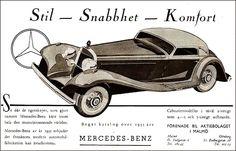 Mercedes Benz 1935