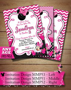 53 Best Minnie Mouse 2nd Birthday Party Ideas Images On Pinterest