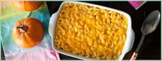Pumpkin Macaroni and Cheese, a pure comfort food meal.  Recipe uses 1 cup pumpkin puree and 2 cups shredded cheddar cheese.   It's that time again, a pumpkin recipe! I'm pretty sure you will see a almost weekly pumpkin recipe until Halloween.. I just can't get enough!   I know some of... #pumpkin