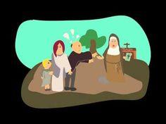 Miss Marina's Story Corner: The Story of Mary (Mackillop) - YouTube
