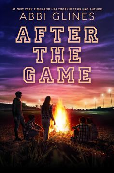 After the Game – Abbi Glines https://www.goodreads.com/book/show/32333318-after-the-game