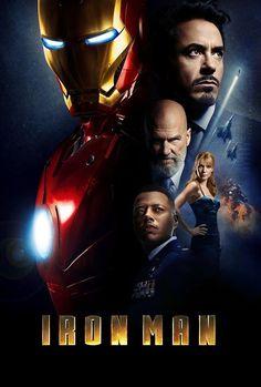 Iron Man - I love everything about Iron Man. Tony Stark, Iron Man and especially Robert Downey Jr. Iron Man Film, Iron Man Movie, Iron Man Dvd, Iron Men, Film D'action, Bon Film, Robert Downey Jr, Tony Stark, See Movie