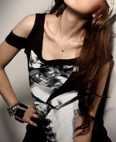 TheMs.Punk : My Style My Identity: 10 Awesomely Cool T-Shirt Surgeries