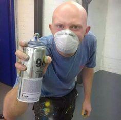 Ready To Spray.