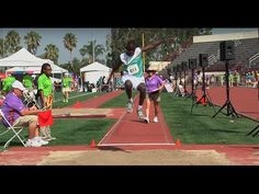 Special Olympics 2015 Track and Field Events - YouTube
