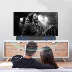 Barra de sonido para TV Cuál comprar en 2019? Dolby Digital, Tv, Flat Screen, Electronics, Television Set, Speakers, Barbell, Blood Plasma, Flatscreen