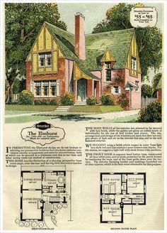 1929 Sears Brick Veneer - The Elmhurst