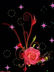 How lovely! Thank you so much my beautiful friend, Janette. Flowers Gif, Beautiful Rose Flowers, Beautiful Gif, All Flowers, Beautiful Friend, Images Gif, Gif Pictures, Rosas Gif, Gif Bonito