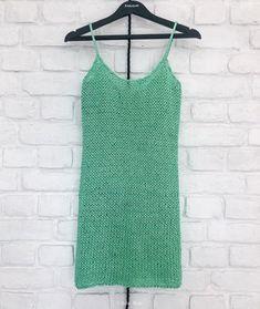 See through dress. Fishnet Dress, Sheer Dress, Chunky Knit Jumper, Short Summer Dresses, Boho Mini Dress, See Through Dress, Mini Vestidos, Knitwear Fashion, Handmade Clothes