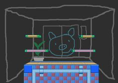 WarioWare stage - Super Smash Brothers Brawl - Super Smash Bros Brawl - Super Smash Bros. Brawl - WarioWare - Nintendo stage