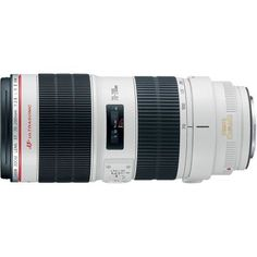 Canon EF 70-200mm f/2.8L IS II USM Telephoto Zoom Lens for Canon SLR Cameras Canon