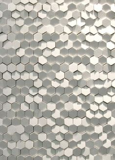Tile System/ by Tokujin Yoshioka