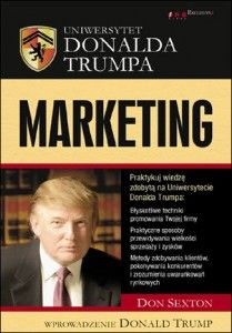 Uniwersytet Donalda Trumpa. Marketing