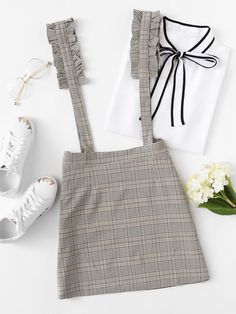 From Runway to Realway, Romwe aims to bring the top fast fashion into your days Teen Fashion Outfits, Girly Outfits, Mode Outfits, Stylish Outfits, Fashion Dresses, Fast Fashion, Cute Fashion, Diy Fashion, Korean Fashion