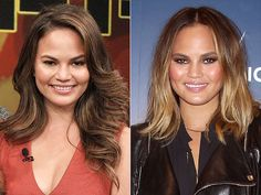 Chrissy Teigen Gets a Haircut and Goes Blonde: See Her Transformation | People.com