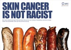 different coloured mushrooms and different size mushrooms - breast cancer does not discriminate