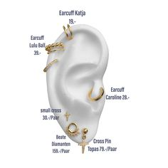 Shop the Look Gold, Earrings, Shopping, Jewelry, Fashion, Gemstone Earrings, Silver, Armband, Jewellery Making