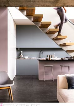 Kleurentrends 2015:  Unseen Spaces voor meer inspiratie, interieurstyling, verkoopstyling en woningfotografie www.stylingentrends.nl of www.facebook.com/stylingentrends