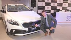 Priced at Rs. 27 lakh (Ex-showroom, Mumbai without Octroi) the Volvo V40 Cross Country will be retailed through Volvo dealerships across the country starting April 20, 2015. The new Volvo V40 Cross Country is a unique blend of capable ruggedness and expressive elegance up to a new altitude by establishing a Cross Country in the Premium C-segment.