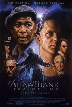 the shawshank redemption I know I know but really was a great movie!