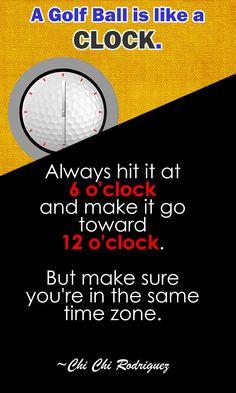 A golf ball is like a...  #lorisgolfshoppe