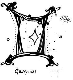 Gemini by eREIina on DeviantArt
