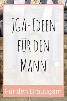 Junggesellenabschied-Ideen (JGA) für den Mann / Bräutigam.  Foto mit MNStudio / Shutterstock