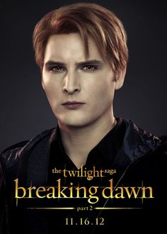 THE TWILIGHT SAGA: BREAKING DAWN – PART 2 Reveals New Images of Vampire Covens Carlisle